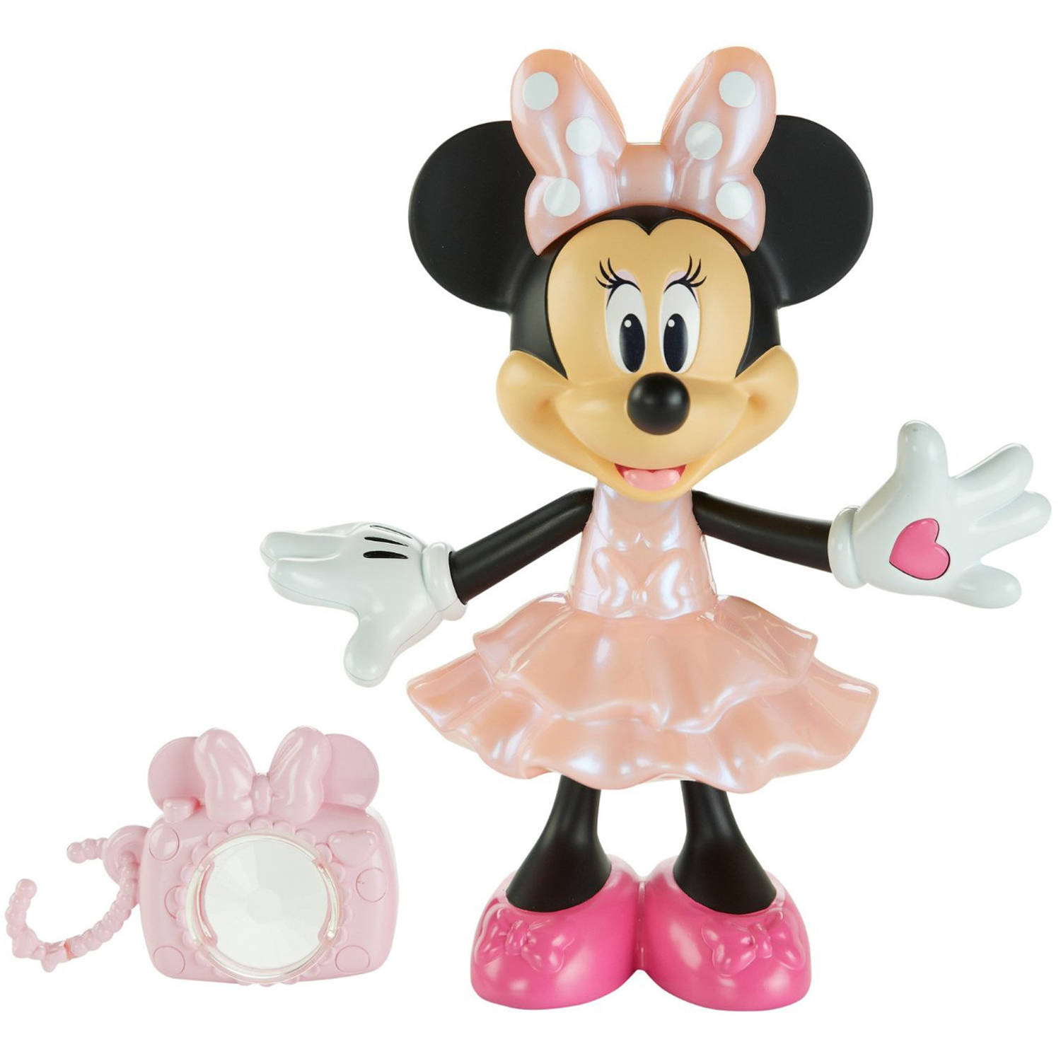 Fisher Price Minnie Mouse Rainbow Dazzle Minnie
