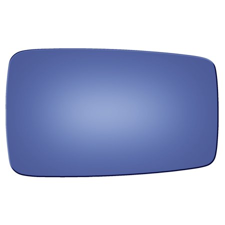 Burco 3571 Right Side Power Mirror Glass for Audi 80, 90, Cabriolet, Coupe