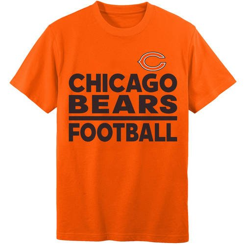 NFL Chicago Bears Youth Short Sleeve Alternate Tee