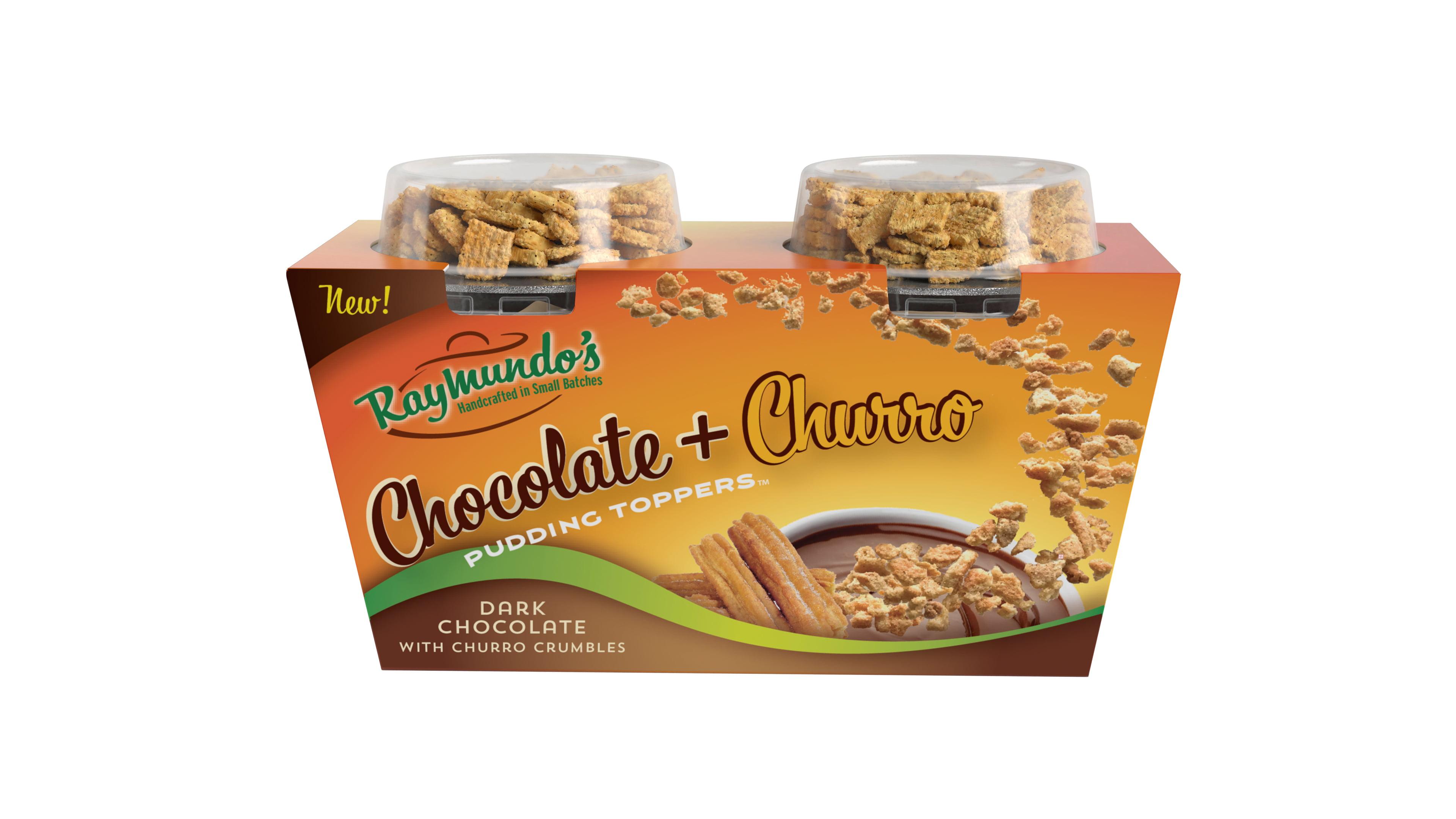 Raymundos Choc Churro Crumble