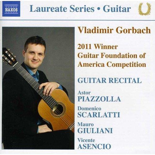 Guitar Laureate Series: Vladimir Gorbach