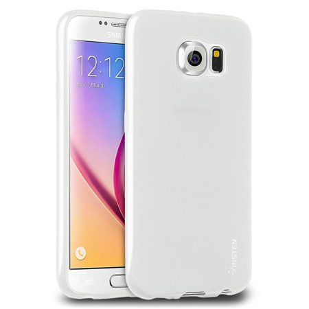 Insten Frost Clear Ultra Slim TPU Soft Rubber Gel Case Cover For Samsung Galaxy