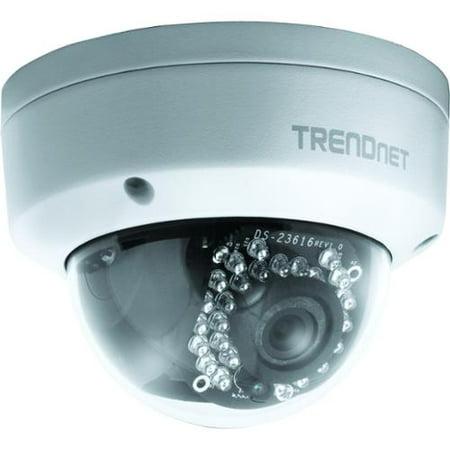 Trendnet Tv-ip311pi Network Camera - Color - Board Mount - Cmos - Cable - Fast Ethernet (tv-ip311pi)