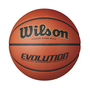 Wilson Evolution Intermediate Size Game Basketball SKU: WTB0586 with Elite Tactical Cloth by Wilson