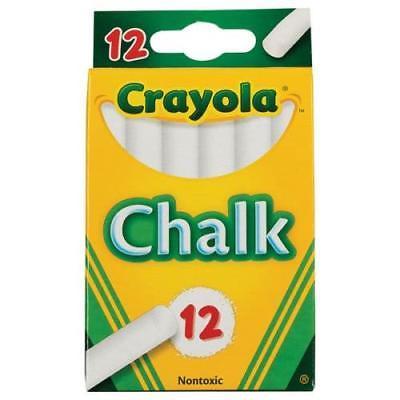 Crayola Non-Toxic Chalk 2 PK