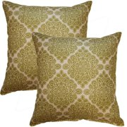 FHT Harlow 17-inch Throw Pillows (Set of 2)
