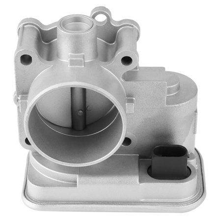 Hilitand Complete Throttle Body Assembly for Jeep Dodge Chrysler 1.8 2.0 2.4L 2007-2016 04891735AC, Complete Throttle Body, Throttle Body for Jeep (Throttle Body Assembly)