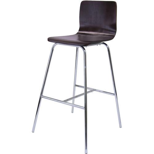 Winsome Wood Archer 30 Inch Bar Stool W Chrome Leg