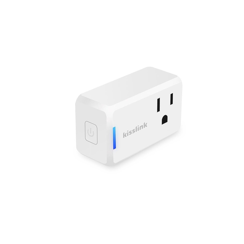 Kisslink Mini Smart Plug Mini No Hub Required 2 Pack
