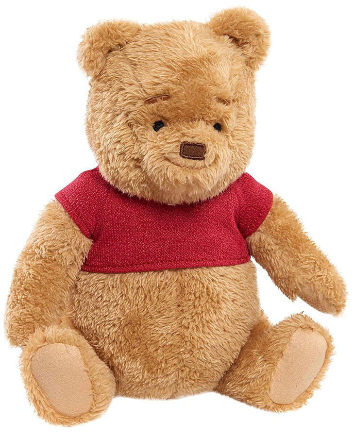 Christopher Robin Winnie the Pooh Plush by