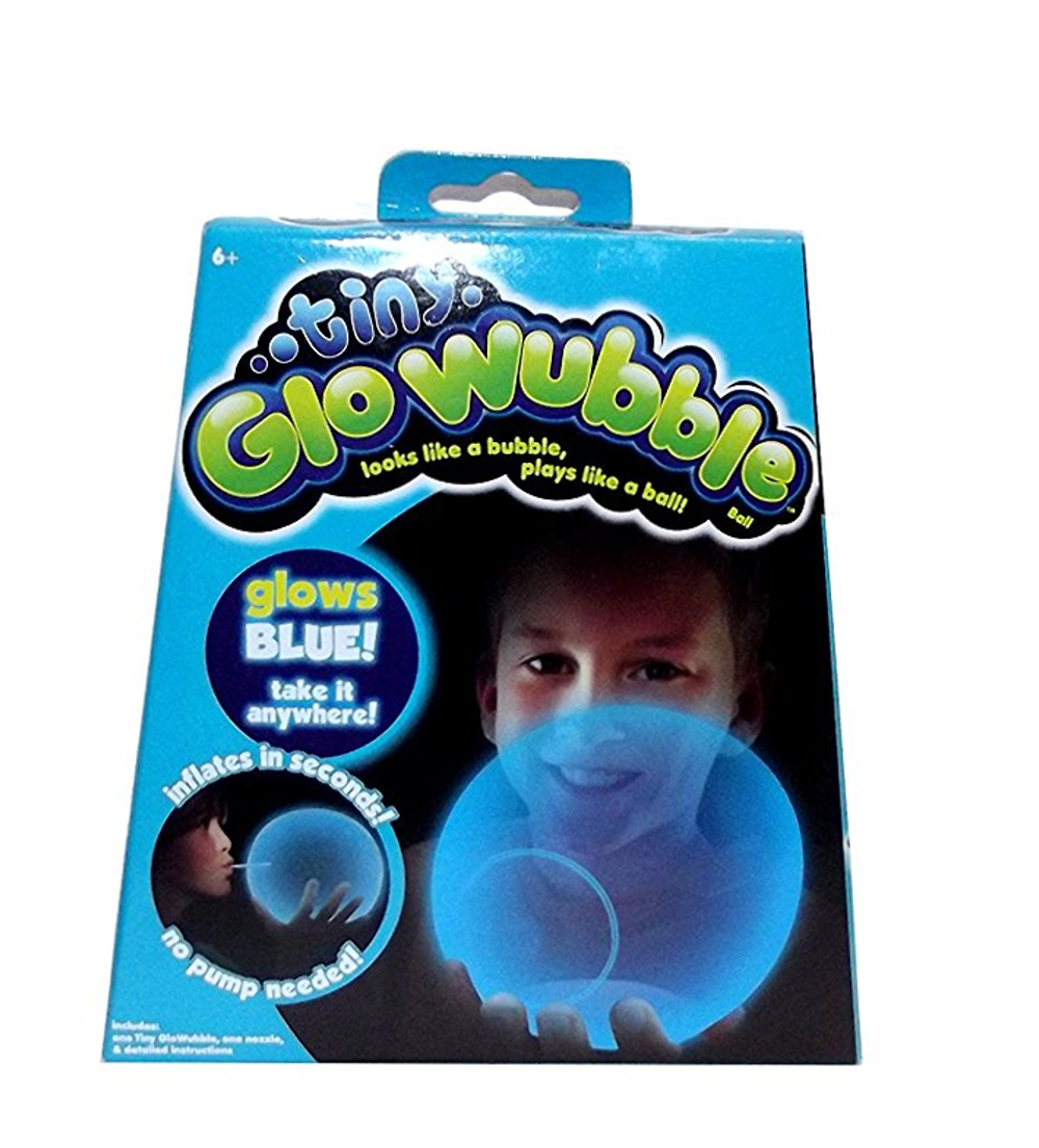 Glow Blue Tiny Wubble