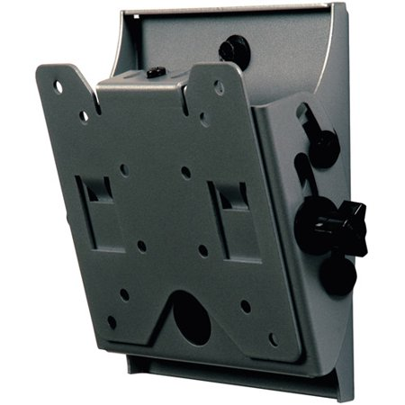 Peerless ST630P 10″-24″ Universal Tilt Wall Mount, Black