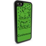 Apple iPhone 5 and 5S 3D Printed Custom Phone Case - Disney Classics - Donald