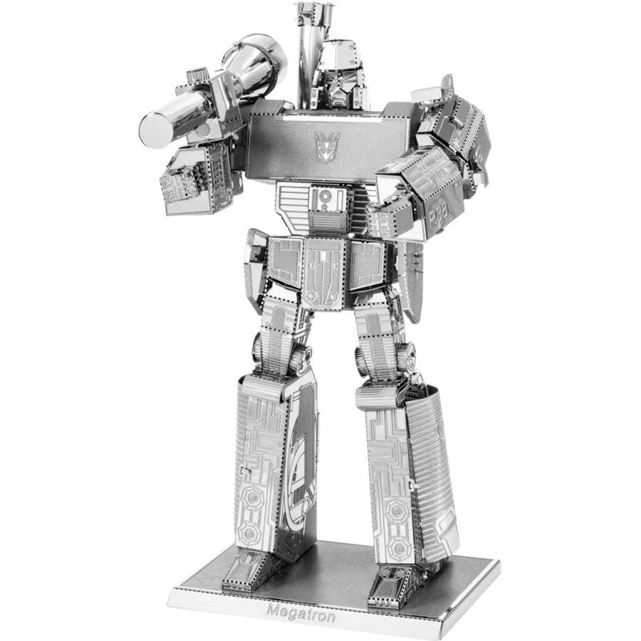 Metal Earth 3D Laser-Cut Model, Transformers Megatron