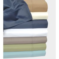 Impressions 500-Thread Count Cotton Sateen Duvet Cover Set