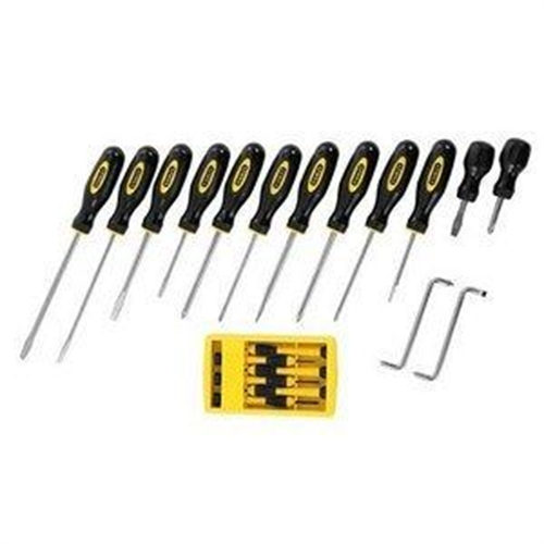 Stanley 20-Piece Screwdriver Set, 60-220
