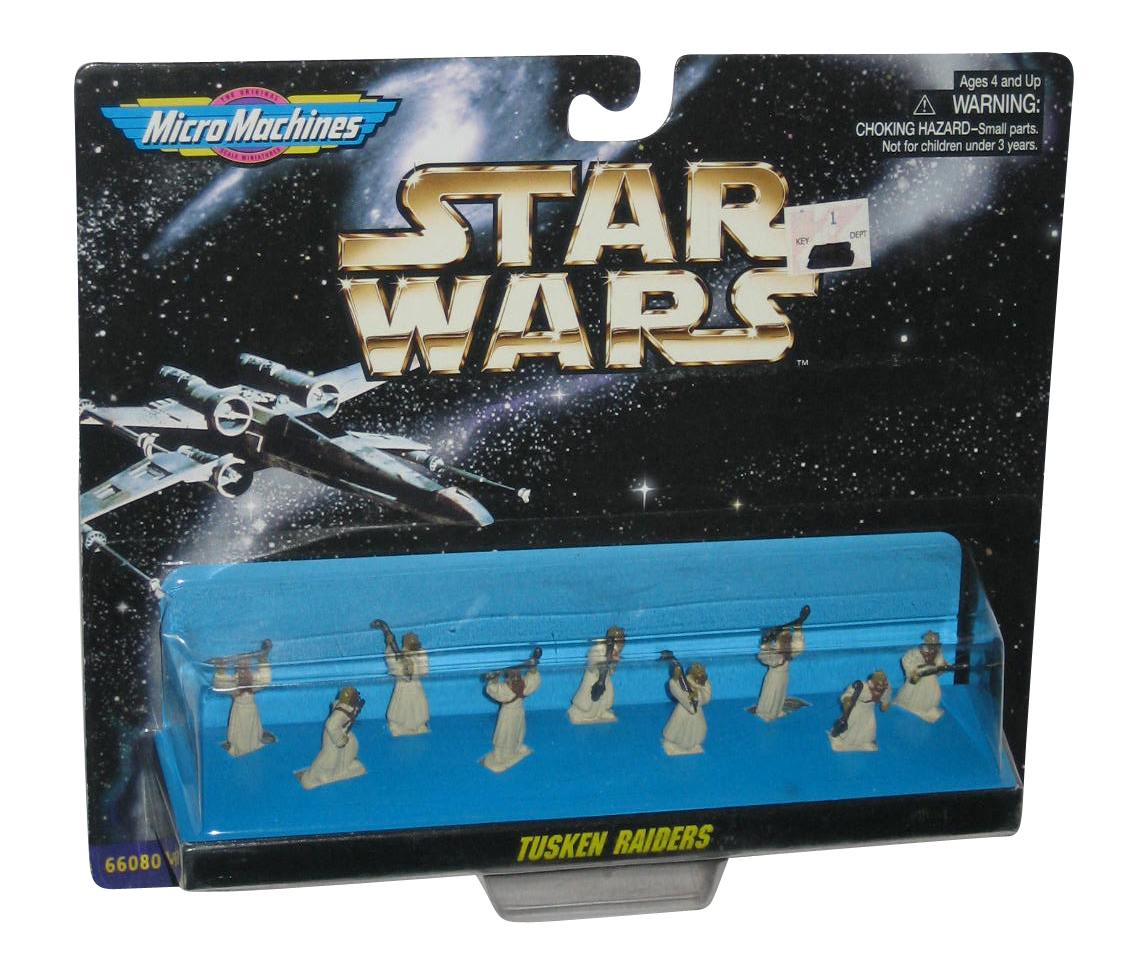 STAR WARS Action Fleet Figure Micro Machines BP # 8 LANDO CALRISSIAN