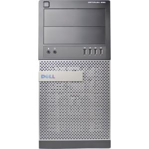 Refurbished Dell Optiplex 990-T WA1-0343 Desktop PC with Intel Core i7-2600S Processor, 8GB Memory, 2TB Hard Drive and Windows 10 Pro (Monitor Not Included)