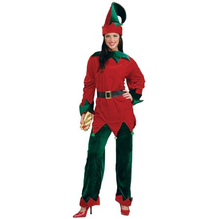 Morris Costumes FM61517 Elf Deluxe Adult Costume, Extra Large