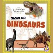 Show Me Dinosaurs - Audiobook