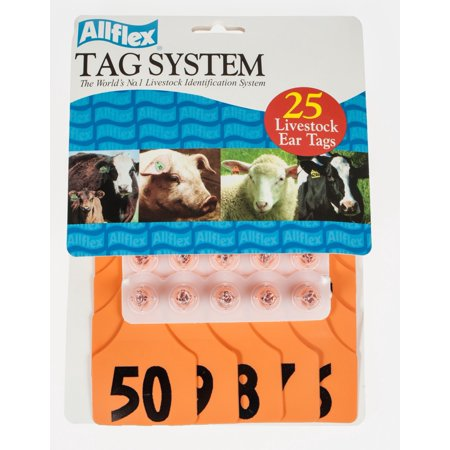 Allflex Global Ear Tag, 3