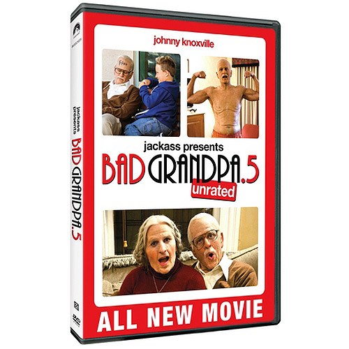 Jackass Presents: Bad Grandpa .5 (Unrated) (Widescreen)