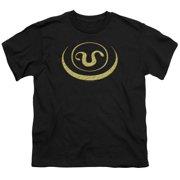 Stargate SG1 Goa'Uld Apothis Symbol Big Boys Shirt