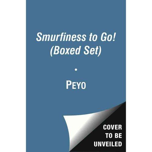 Smurfiness to Go!: A Smurfin' Big Adventure, Meet Smurfette!, Lazy Smurf Takes a Nap, the Thankful Smurf, Rain, Rain Smurf Away, the 100th Smurf