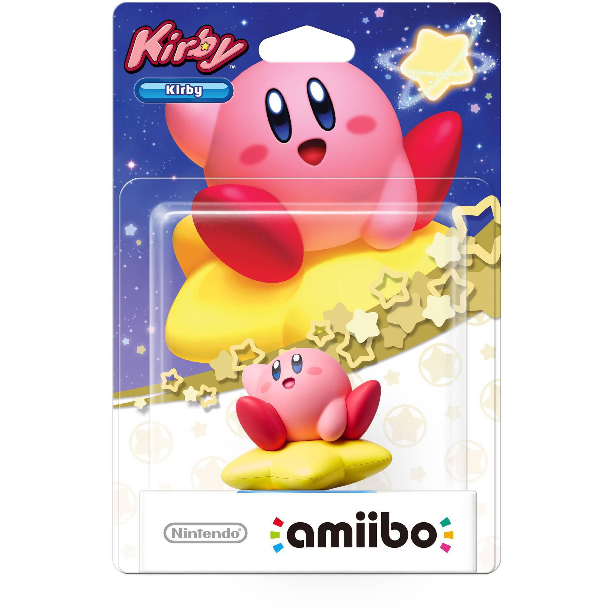 Kirby Kirby Series Amiibo (Wii U)
