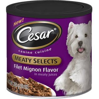 CESAR Meaty Selects Dog Food