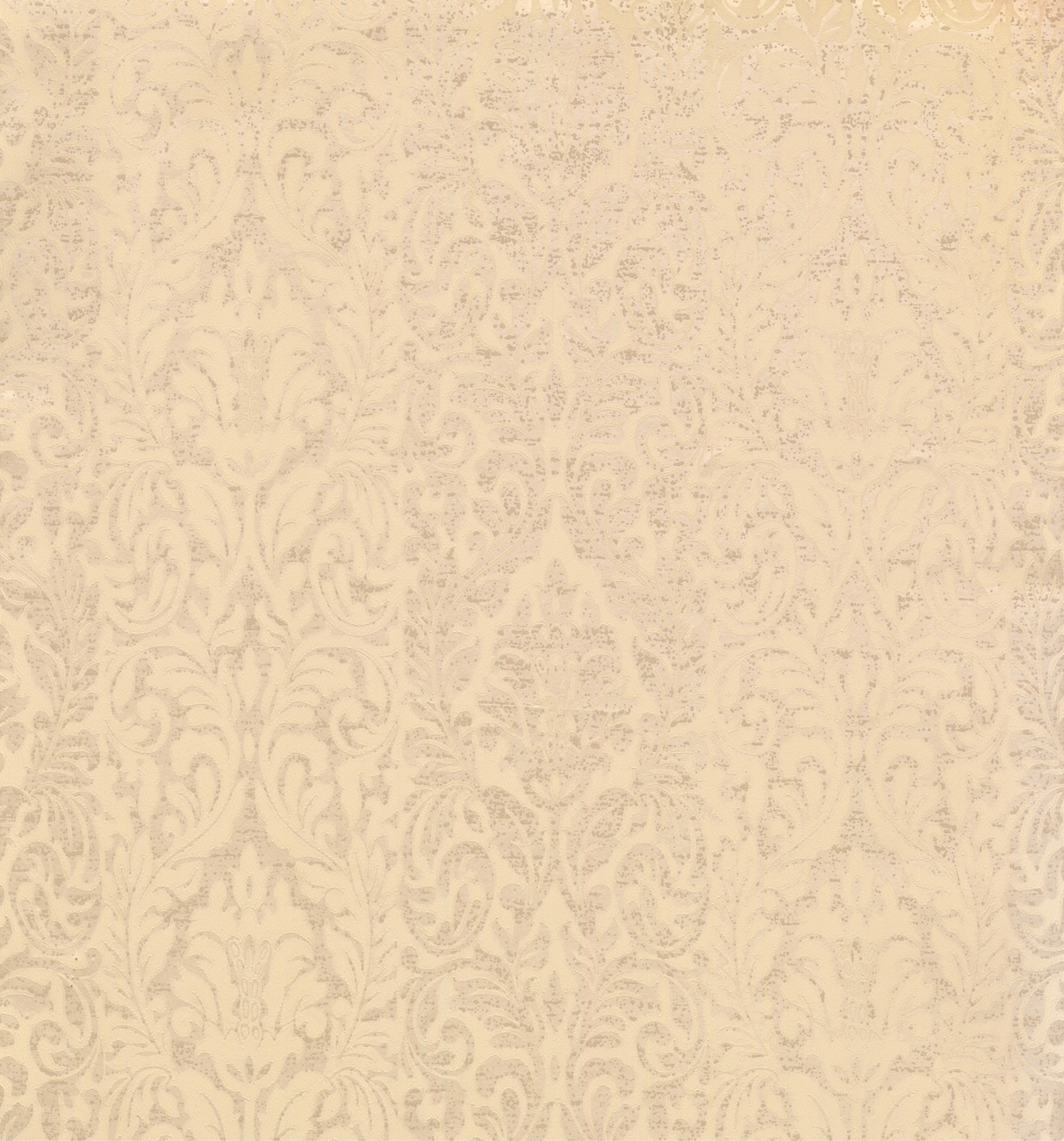 CL2_PAISLEY - Traditional Color Beige Wallpaper Roll - image 1 of 1