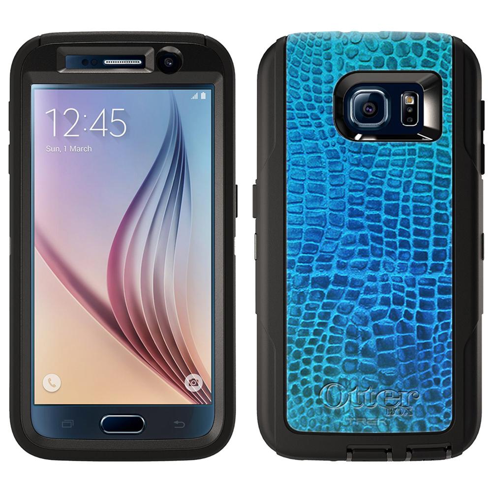 OtterBox Defender Samsung Galaxy S6 Case - Alligator Teal...