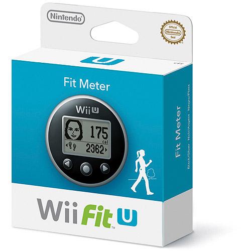 Nintendo Wii U Fit Meter, WUPASMKB, 00045496891299