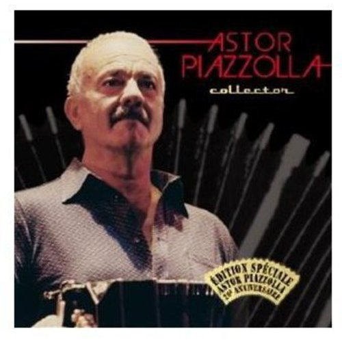 Astor Piazzolla - Collector [CD]