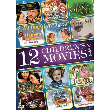 Image of 12 Children's Movies