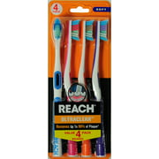 Reach Ultraclean Toothbrushes, Soft, 4 count