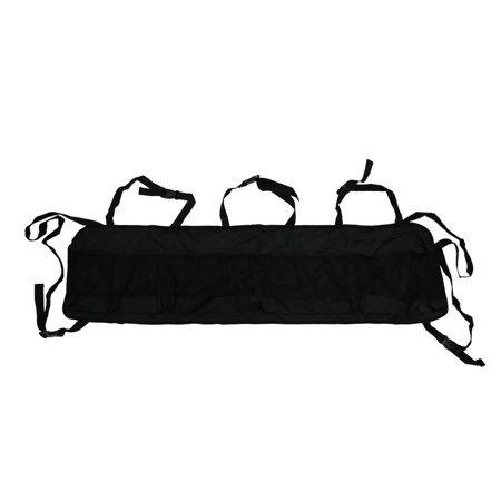 Universal Black Car Back Seat Multi-Pocket Organizer Holder Storage Bag Hanger - image 3 of 3