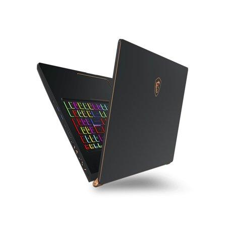 "MSI GS75 Stealth GS75203 Gaming and Business Laptop (Intel Core i7-8750H, 32GB RAM, 2TB SATA SSD, 17.3"" Full HD (1920x1080), NVIDIA RTX 2070 (Max-Q), Wifi, Bluetooth, Webcam, 3xUSB 3.1, Win 10 Pro) - image 2 of 5"