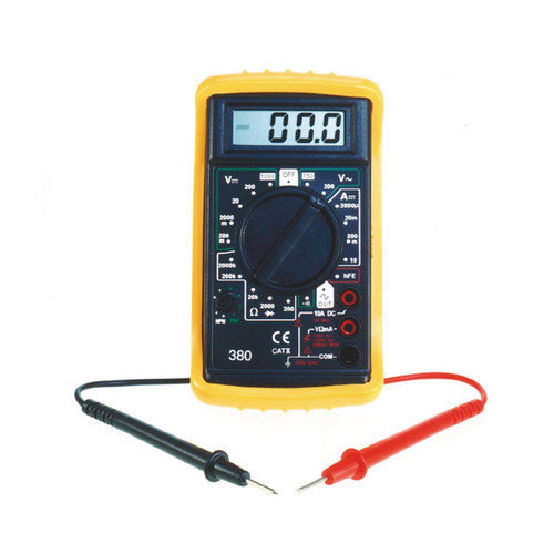 Electronic Specialties Digital Multi-Meter W/Holster