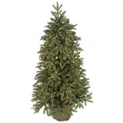 Autograph Foliages C-80218 4.5 ft. Blue Spruce Tree, Blue & Green