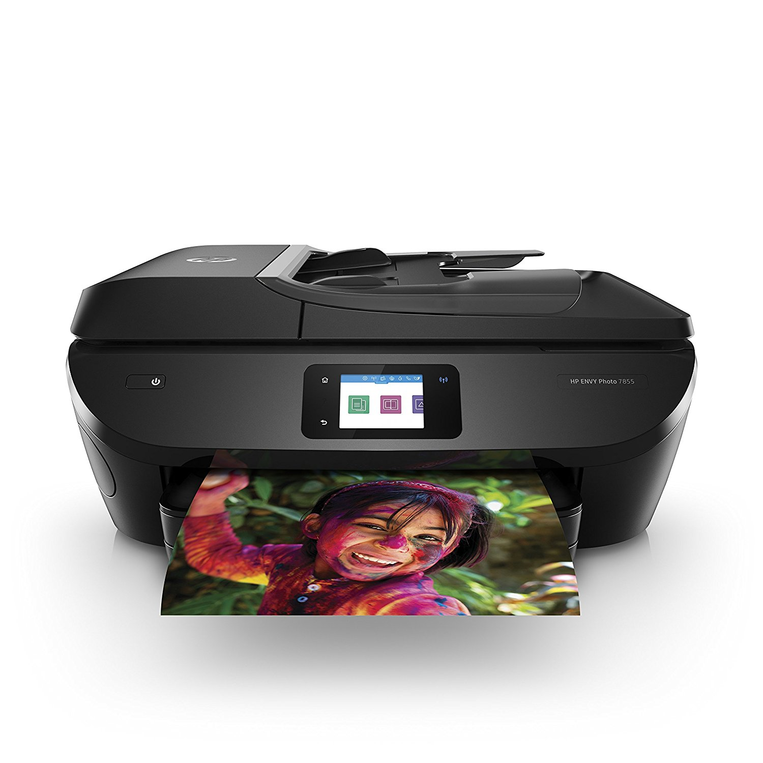 Hp Envy Photo 7855 All In One Photo Printer With Wireless Printing by Hp