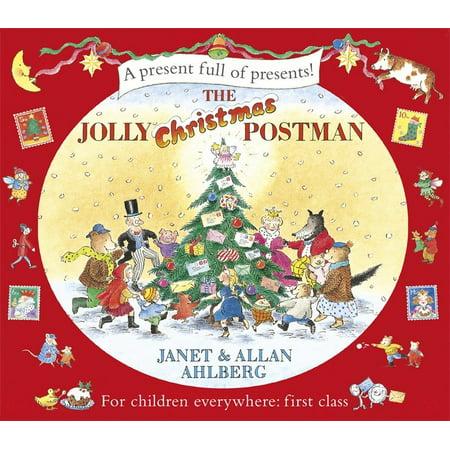 Jolly Christmas Postman (UK) (Clarks.com Uk)