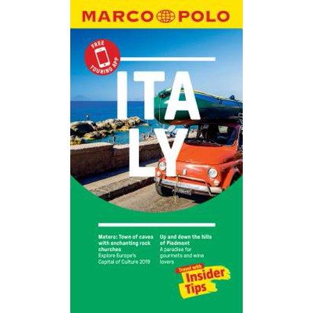 Italy Marco Polo Pocket Guide: 9783829707695 (Marco Polo Herren)