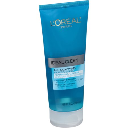 L'Oreal Paris Ideal Clean Daily Foaming Gel