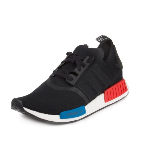 Adidas Mens NMD Runner PK Black/Blue-Red S79168