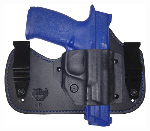Flashbang Capone In-waistband Holster Walther Pk380 Rh Black
