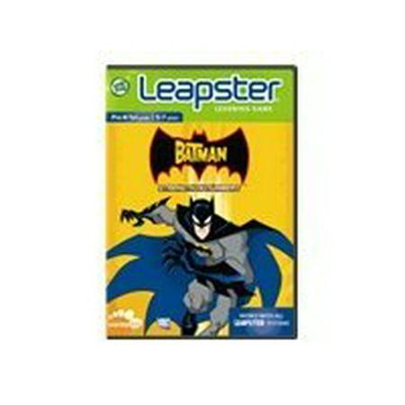 Leapfrog Leapster Software: Batman