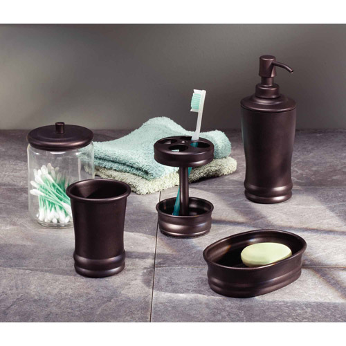 IDesign Olivia Bath Accessories Collection