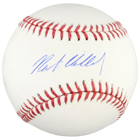 Nick Williams Philadelphia Phillies Fanatics Authentic Autographed Baseball - No Size - Williams Autograph Baseball