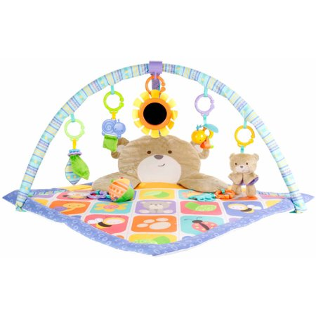 Fisher price my little snugabear musical gym for Chaise 4 en 1 fisher price
